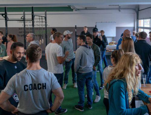 Eröffnungsfeier CrossFit Reutlingen