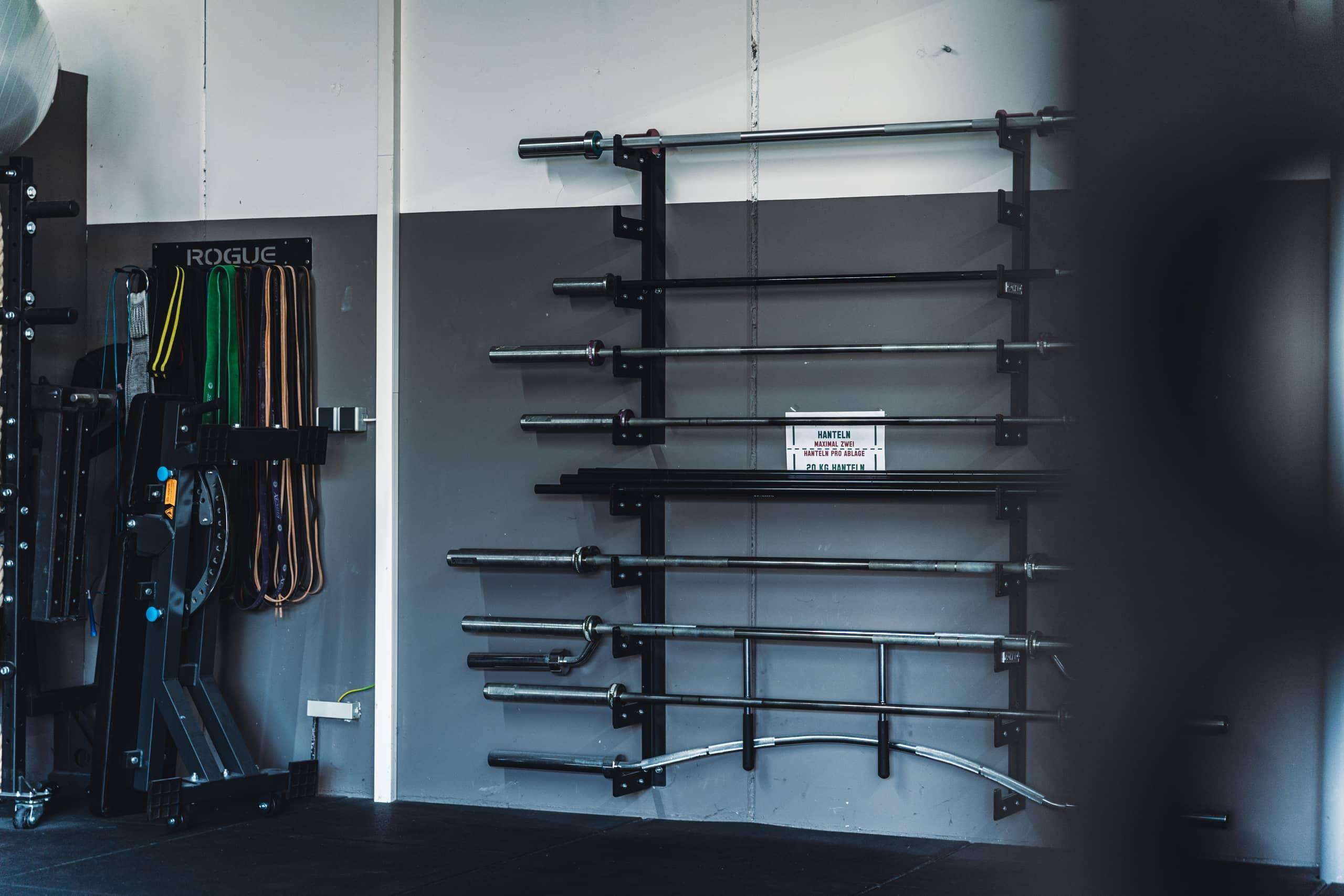 Raum 2 –Open Gym