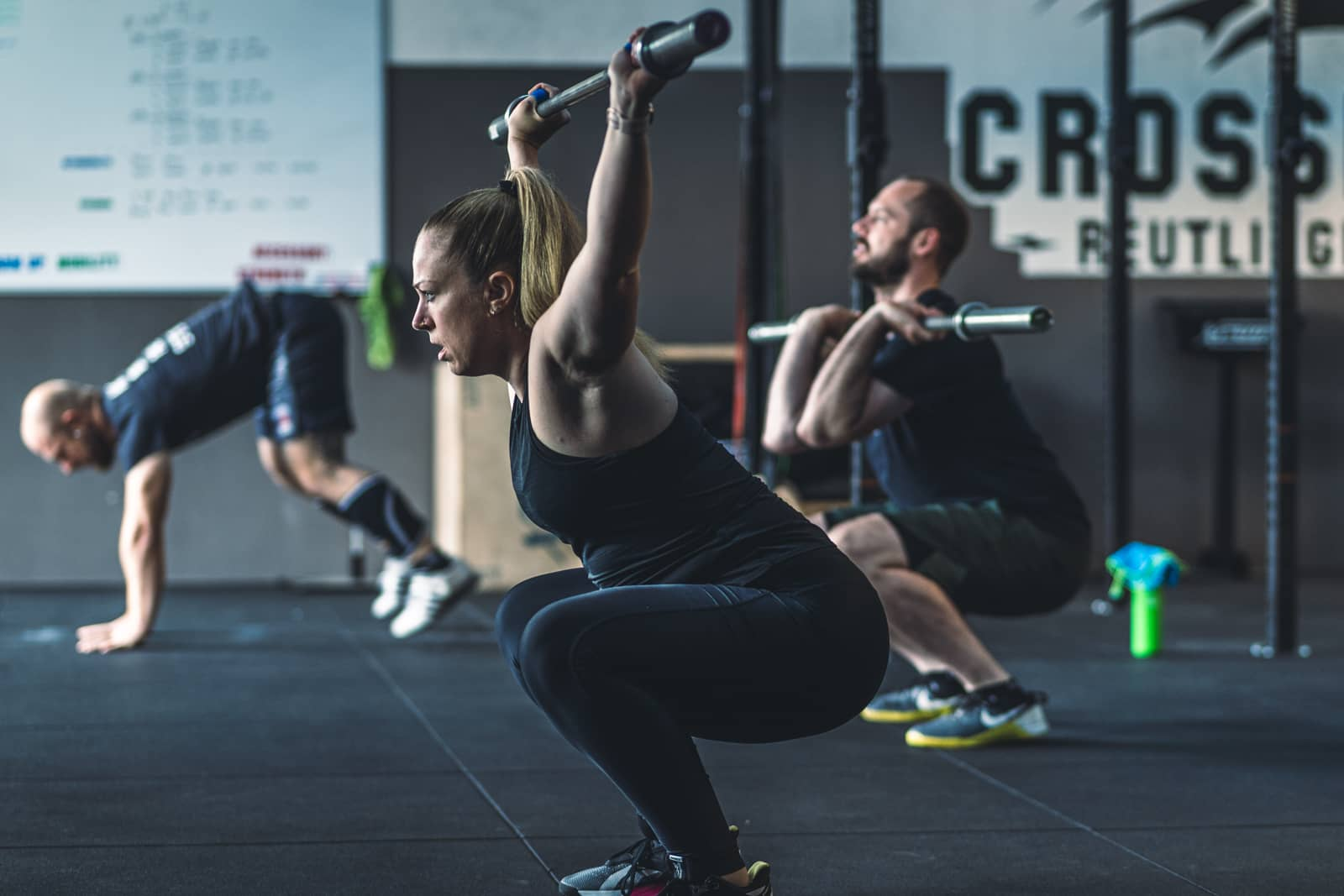 Weightlifting Warm Up